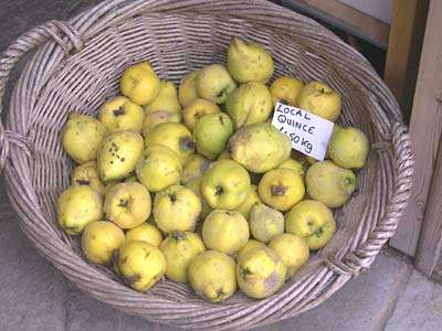 Quinces For Sale