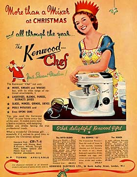 Vintage Kenwood Christmas
