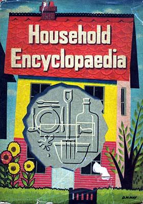 Vintage Household Encyclopaedia