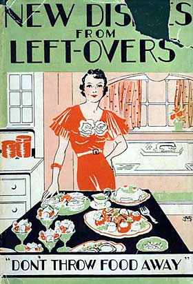 Using leftovers 1934 style