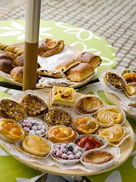 Fabrice\'s Fabulous Pastries.