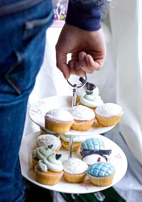 Crumbelina's cupcakes to go