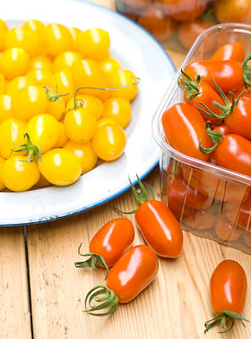 homegrown cherry tomato varieties