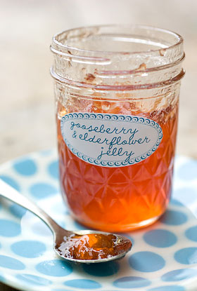 Ball canning quilted jelly jar