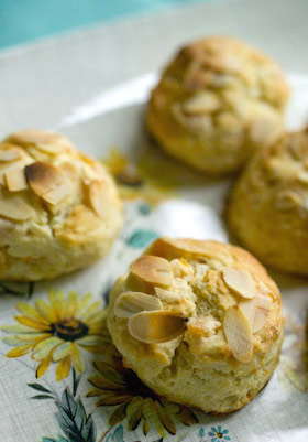 apricot buttermilk scones
